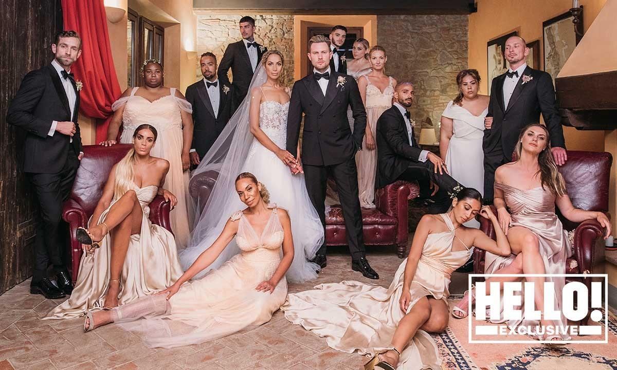 leona lewis wedding t