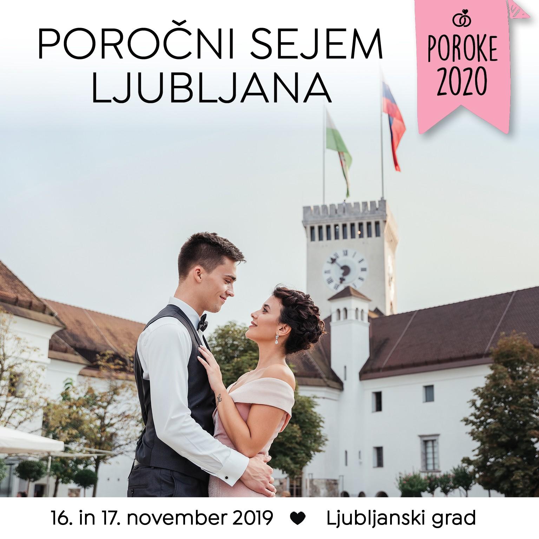 porocni sejem ljubljana ljubljanski grad 2019 revi