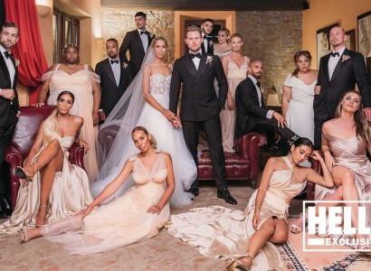 leona lewis wedding t