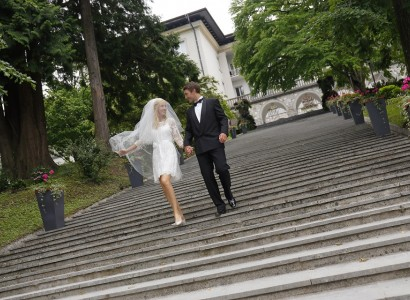 Vila Bled wedding poroka