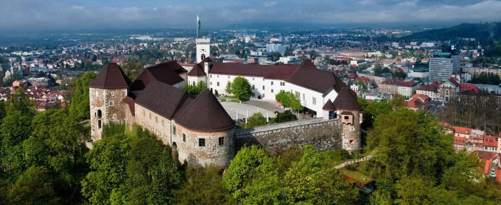 Poročni sejem na Ljubljanskem gradu