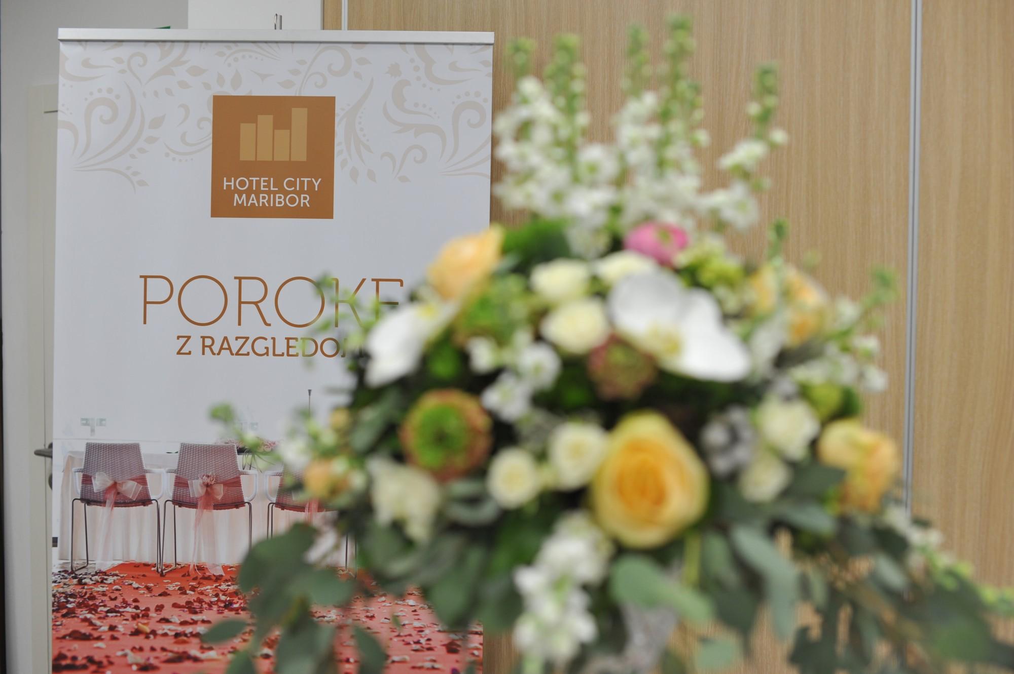 poročni sejem Maribor Hotel City