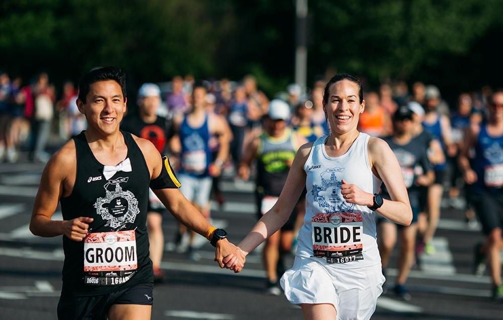 maraton poroka