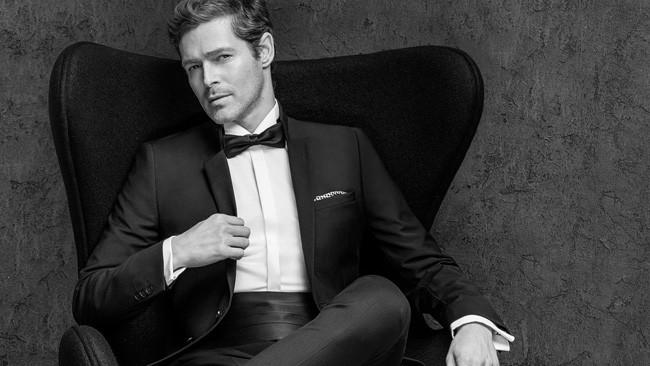 moška svečana obleka sens