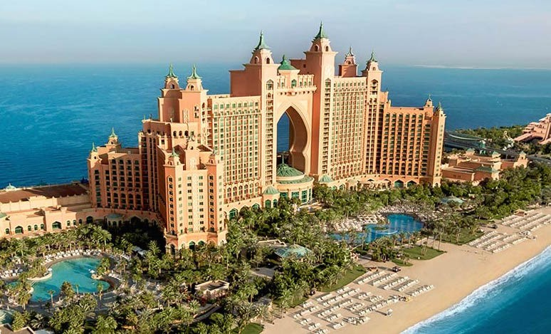atlantis palm dubai hotel resort